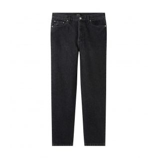 아페쎄 청바지 A.P.C. Martin jeans,STONEWASHED BLACK