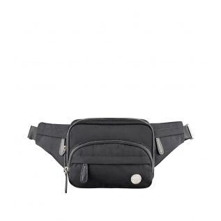 아페쎄 벨트백 A.P.C. Stamp waist bag,BLACK
