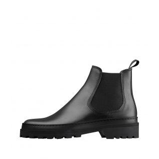 아페쎄 부츠 A.P.C. Cali ankle boots,BLACK