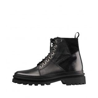 아페쎄 부츠 A.P.C. Marcel ankle boots,BLACK