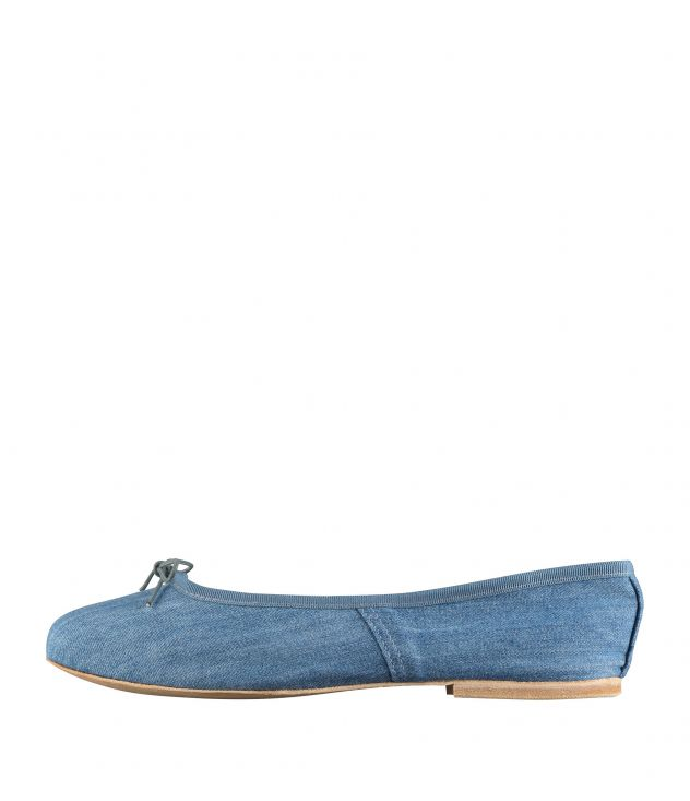 아페쎄 포르셀리 발레 플랫 슈즈 A.P.C. Porselli ballet flats,PALE BLUE