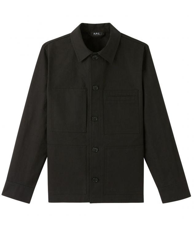 아페쎄 옴므 자켓 A.P.C. Andre jacket,Black