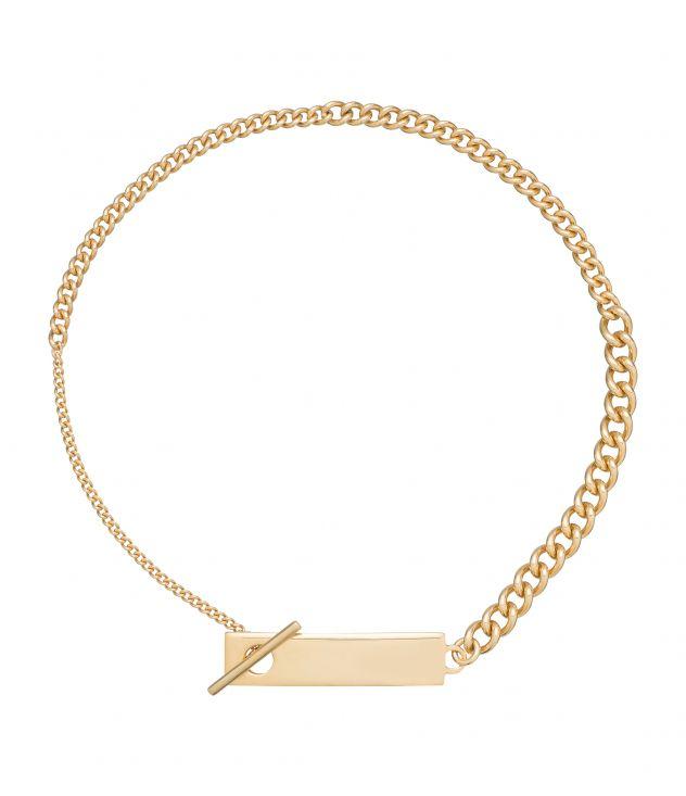아페쎄 루이종 팔찌 A.P.C. Louison bracelet,GOLDTONE