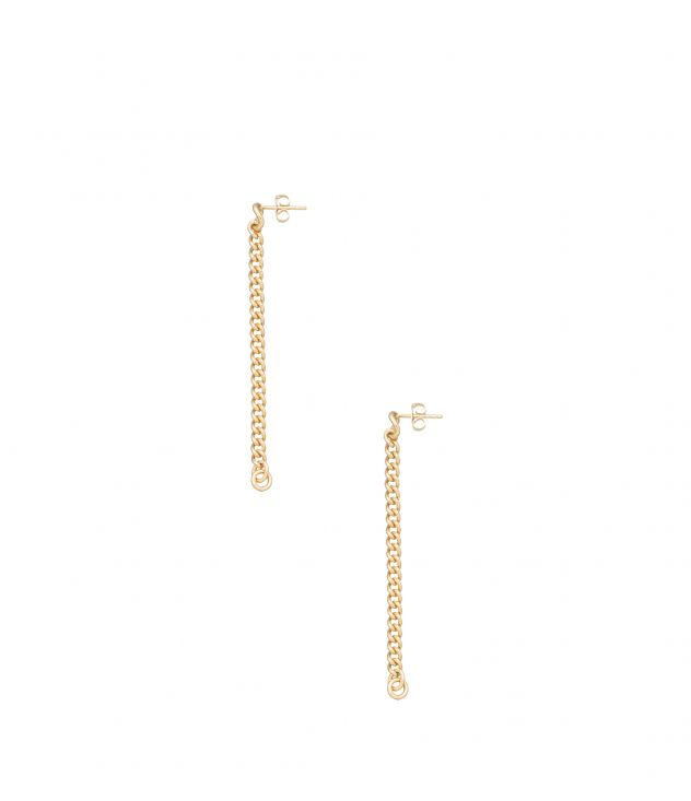 아페쎄 루이종 귀걸이 A.P.C. Louison earrings,GOLDTONE