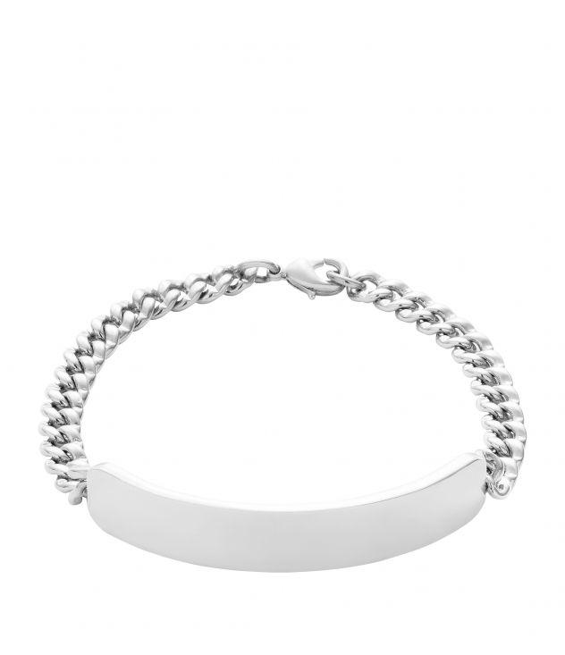 아페쎄 옴므 팔찌 A.P.C. Darwin chain bracelet,SILVERTONE