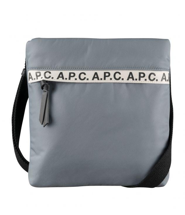 아페쎄 리피트 사첼백 A.P.C. Repeat satchel,GREY