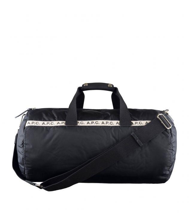 아페쎄 리피트 짐백 A.P.C. Repeat gym bag,BLACK