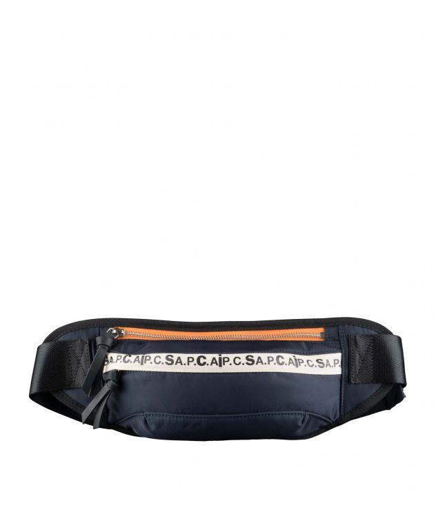 아페쎄 X 사카이 재키 범백 - 네이비 A.P.C. X SACAI  Jackie bum bag