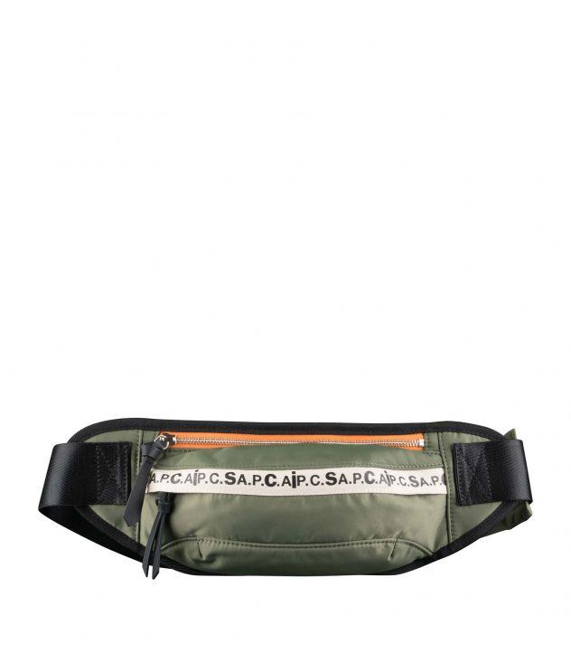 아페쎄 X 사카이 재키 범백 - 카키 A.P.C. X SACAI  Jackie bum bag