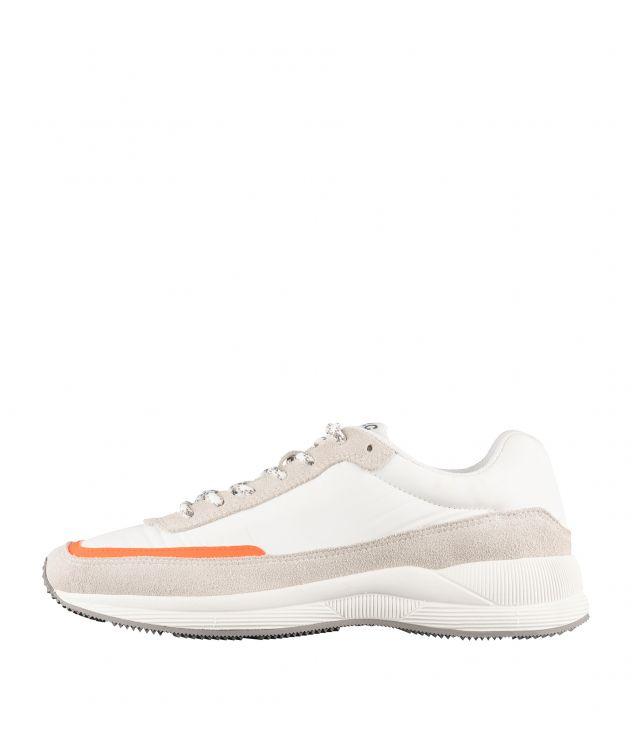 아페쎄 메리 틴에이저 스니커즈 A.P.C. Mary teenage shoes,NEON ORANGE