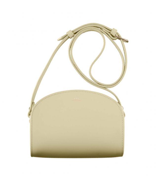 아페쎄 하프문백 미니 - 베르가못 A.P.C. Demi-Lune Mini bag,BERGAMOT