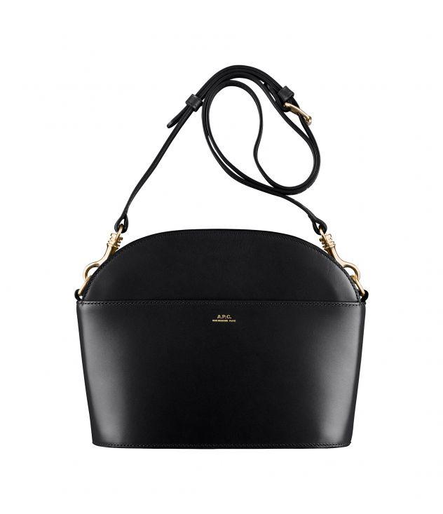 아페쎄 가브리엘백 - 블랙 A.P.C. Gabriella bag,BLACK