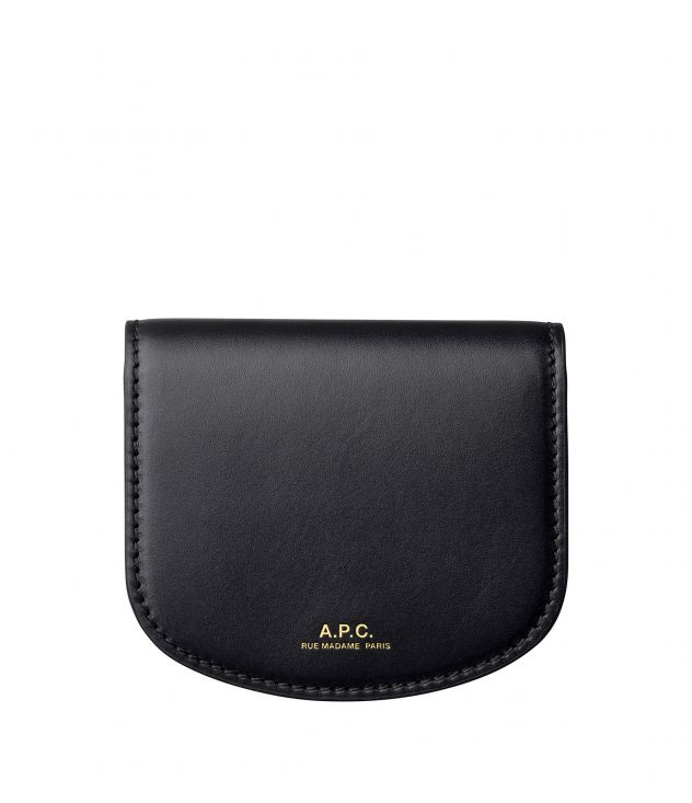 아페쎄 A.P.C. Dina coin purse,BLACK