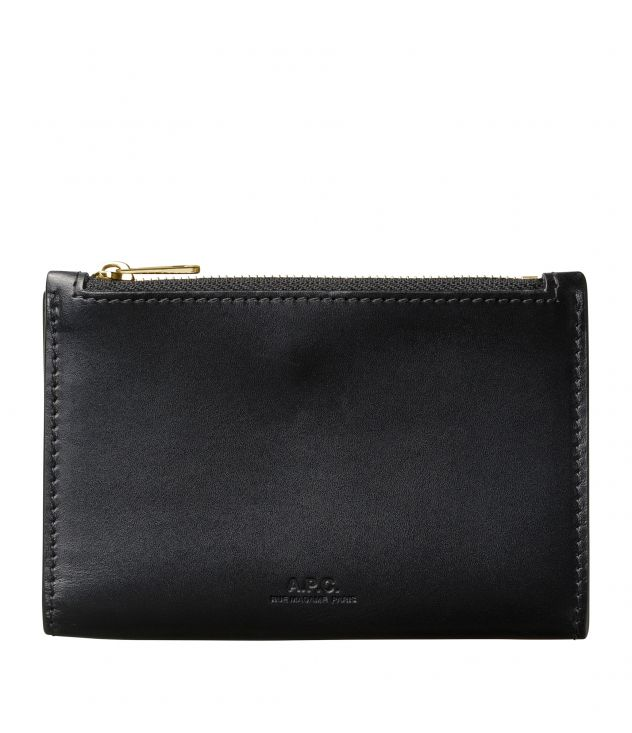 아페쎄 윌리 동전 지갑 - 블랙 A.P.C. Willy coin purse,BLACK