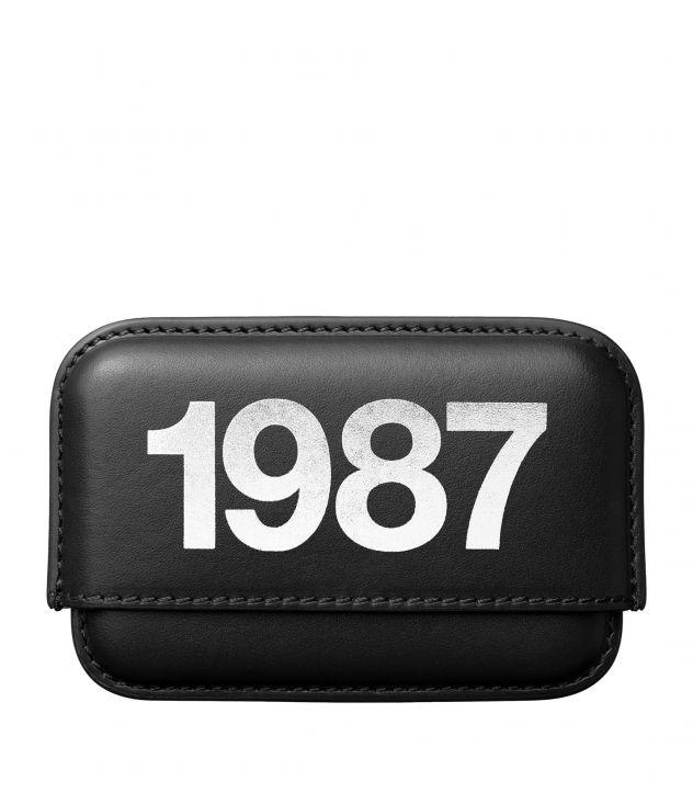아페쎄 마그나 카르타 1987 카드지갑 A.P.C. Magna Carta 1987 cardholder,BLACK