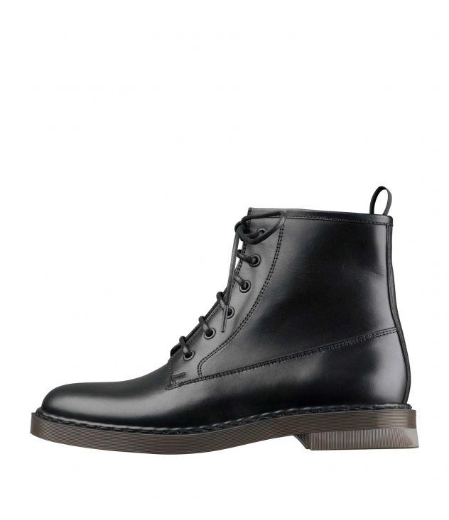 아페쎄 부츠 A.P.C. Vlad boots,BLACK