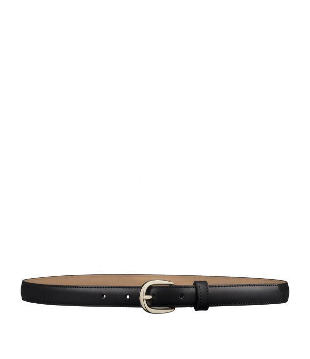 아페쎄 A.P.C. Rosette belt,Black