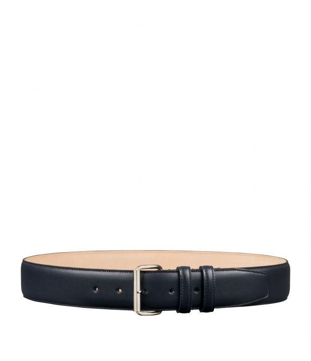 아페쎄 옴므 벨트 A.P.C. Large Paris belt,BLACK