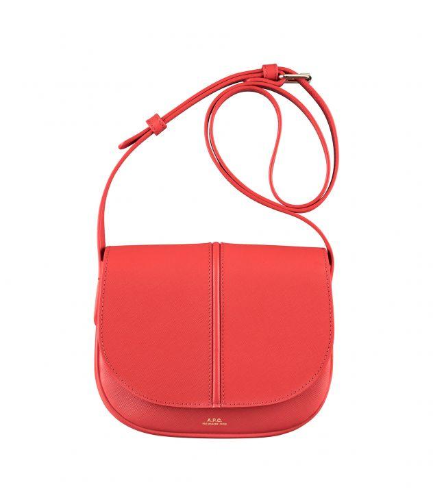 아페쎄 베티백 - 브라이트 레드 A.P.C. Betty bag,BRIGHT RED