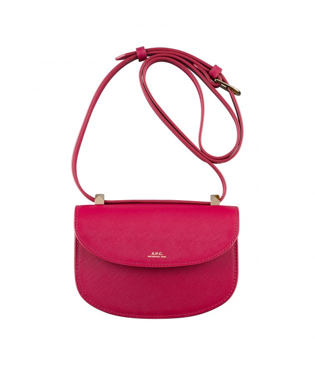 아페쎄 제네바백 미니 A.P.C. Geneve Mini bag,CHERRY