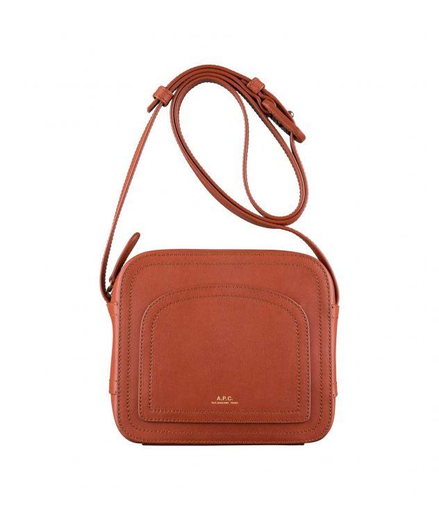 아페쎄 루이제트백 - 너트맥 A.P.C. Louisette bag,NUTMEG