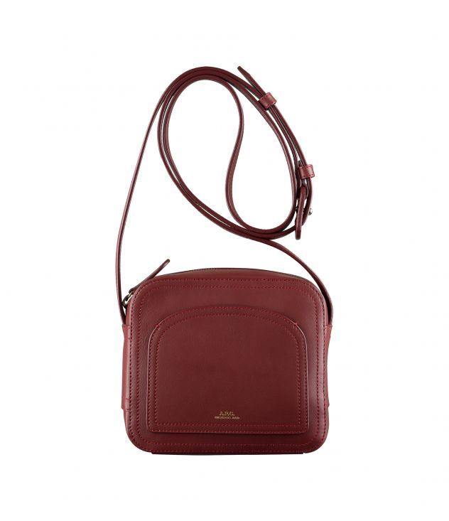 아페쎄 루이제트백 - 와인 A.P.C. Louisette bag,WINE
