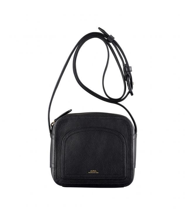 아페쎄 루이제트백 - 블랙 A.P.C. Louisette bag,BLACK