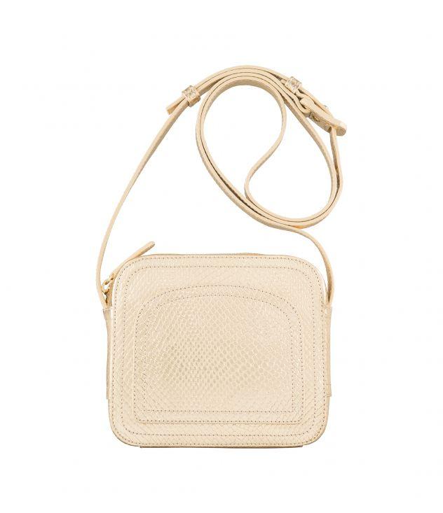 아페쎄 루이제트백 A.P.C. Louisette bag,Goldtone