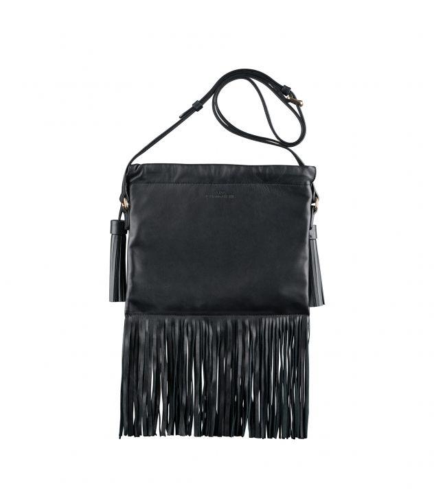 아페쎄 루이스백 - 블랙 A.P.C. Louise bag,Black