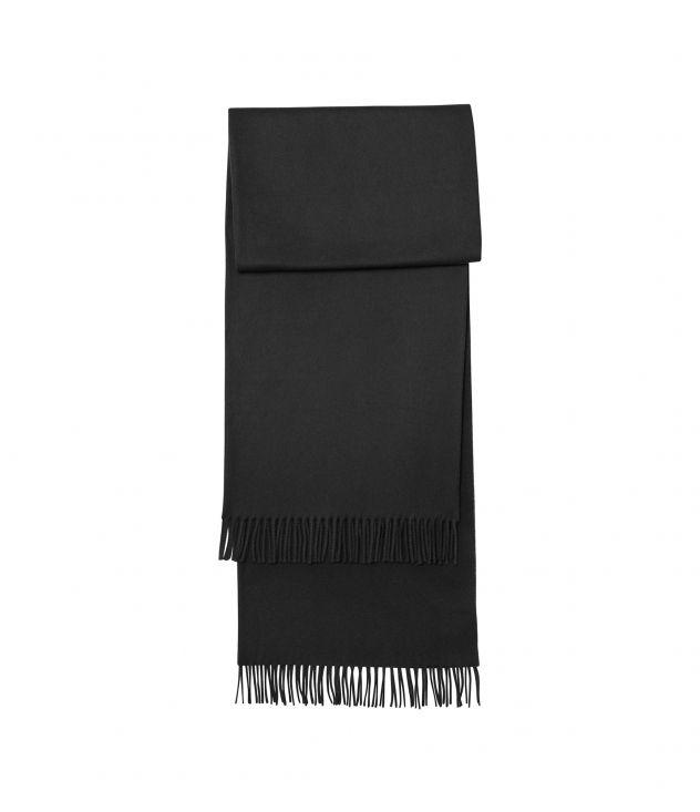 아페쎄 A.P.C. Alix scarf,Black