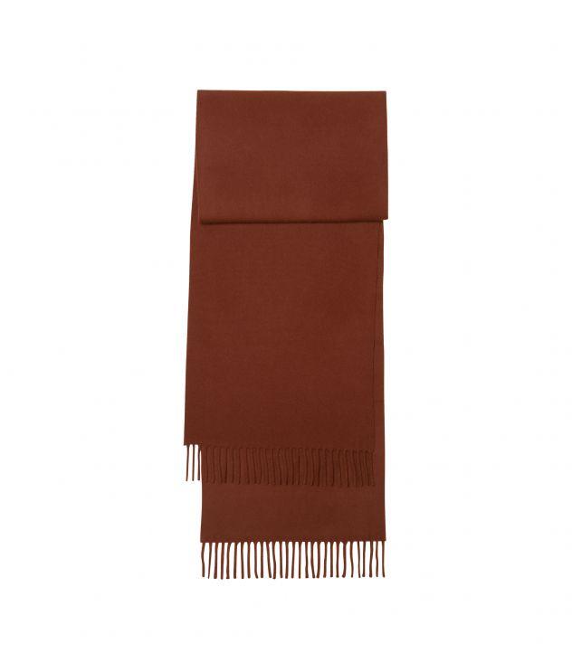 아페쎄 A.P.C. Ambroise scarf,WHISKY