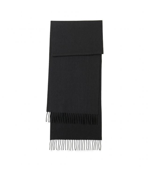 아페쎄 머플러 A.P.C. Remy scarf,BLACK