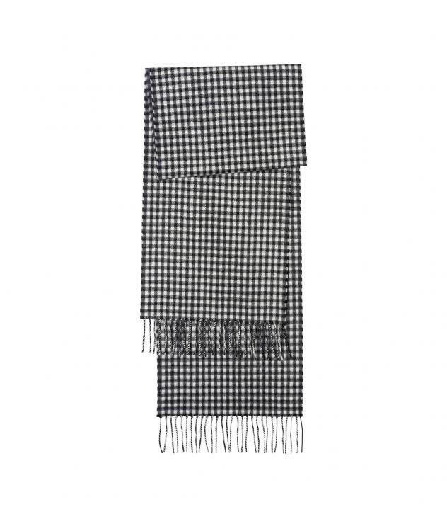 아페쎄 머플러 A.P.C. Harry scarf,BLACK