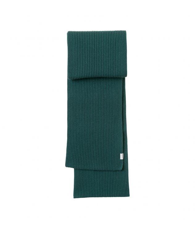 아페쎄 머플러 A.P.C. Billie scarf,DARK GREEN